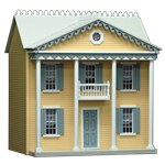 Lilliput Mint Julip Dollhouse Kit