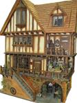 English Tudor Dollhouse