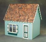 Keeper's House Dollhouse Kit