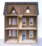 Princes Anne Dollhouse Kit