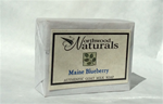 Goat Milk Soap Blueberry