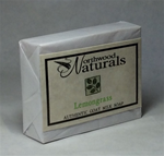 Goat Milk Soap Lemongrass