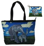 Gentle Giants Purrfect Tote and Matching Change Purse