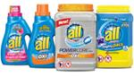 Exp 09/23/2017 Any All Laundry Detergent  $2 on 2