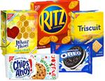 Exp 09/22/2017 Any Nabisco Cookie or Cracker Products $.75 on 2