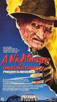 A Nightmare on Elm Street Part 2: Freddy's Revenge (VHS)