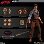 Ash from Evil Dead 2: One:12 Collective