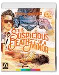 The Suspicious Death of a Minor (Dual Format Blu-ray & DVD)