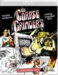 CORPSE GRINDERS (BLU RAY) (DTS-HD)