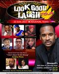 Look Good & Laugh Tour Comedy Show