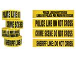 "Barrier Tape - ""Sheriff's Line"" - no box"