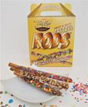 VAN WYK $1 Chocolate Covered Pretzel Rods