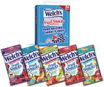 Welch's Fruit Snacks Fundraising Case