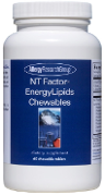 Energy Lipids Chewables (60 tabs)