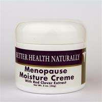 Menopause Moisture Crème with Red Clover Extract (2 oz.)