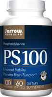 PS100 Phosphatidylserine (60 Softgels)