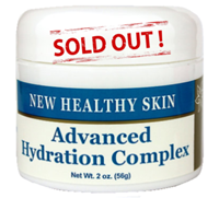 Advanced Hydration Complex (2 oz.) SOLD OUT!! (Back in Stock in 2 weeks)