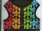 Peace Symbols Harness