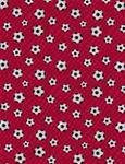 Soccer Balls on Red