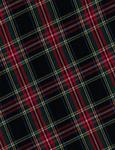 Tartan Plaid Red/Black