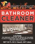 BATHROOM CLEANER 6 x 32 oz.