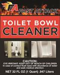 TOILET BOWL CLEANER 6 x 32 oz.