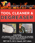 Tool Cleaner and Degreaser 32oz