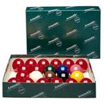 Aramith Premier 2 1/16''Snooker Ball Set