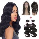 Top Fashion new arrival hot selling virgin 7A body wave 360 lace frontal wig { CLICK HERE FOR PRICE AND LENGHT }
