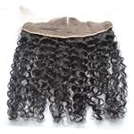 13*4  Curly Lace Frontal Closure With Baby Hair {CLICK HERE FOR LENGTH AND PRICE}