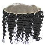13*4 Deepwave Frontal Closure With Baby Hair { CLICK HERE FOR LENGTHS IN PRICE }