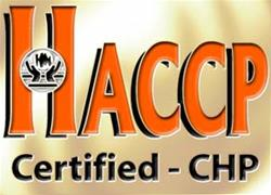 Certified HACCP Professional (CHP)