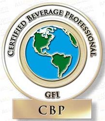 Certified Beverage Professional (CBP)