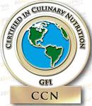 Certified in Culinary Nutrition