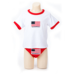 04. Egyptian Comb Cotton Diaper/T-shirt Combo