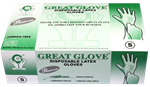 Great Glove™ Premium Non-Medical (Industrial) Grade Latex Gloves - PRE20000 Series
