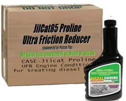 2. Jilcat Proline Engine Conditioner - Diesel 1 Case/12 Bottles
