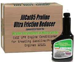 1. Jilcat Proline Engine Conditioner - Gas 1 Case/12 Bottles