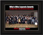 AMAA 2016 Who's Who Legends Inductees Framed Picture