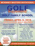 McKinney Masters Invitational Golf Tournament