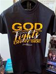 01. God Fights On My Side T-Shirt