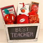An Apple for the Teacher Gift Basket