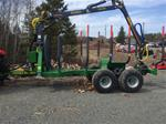 Farma Log Loader & Trailer