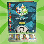 FIFA World Cup Germany 2006 Complete Sticker Album