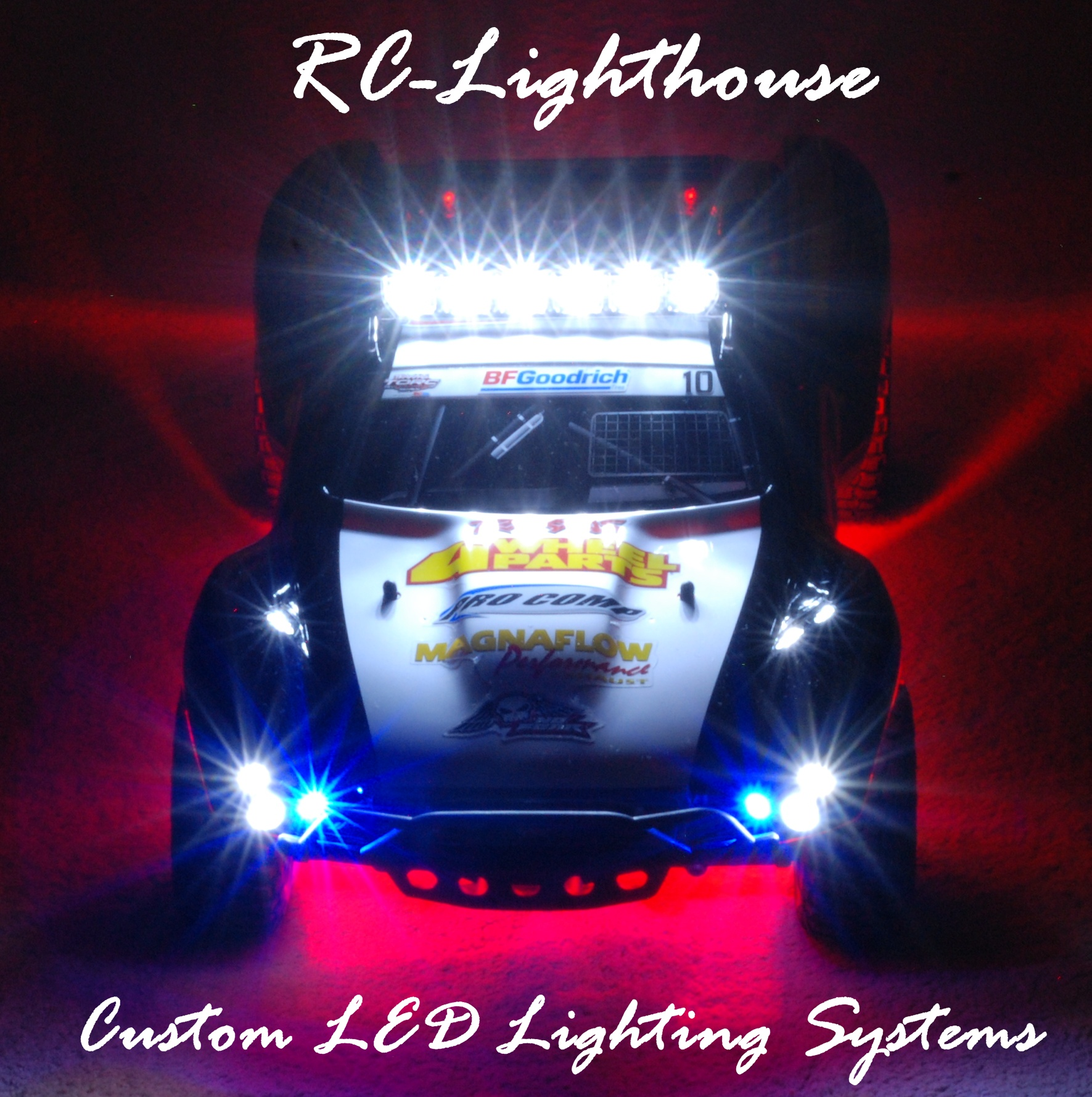 09 Traxxas Slash Deluxe Light Set Rpm Rc Lighthouse