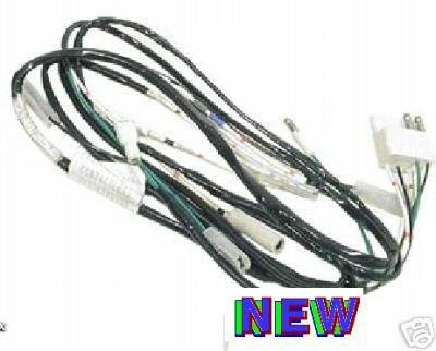jaguar xj6 79 87 new fuel injection harness dac2390