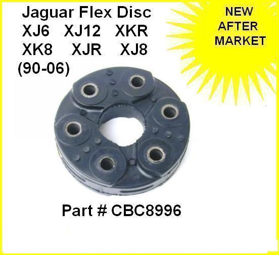 Jaguar Dealer Parts: Jaguar Flex Disc XJ6 XJ12 XJ8 90