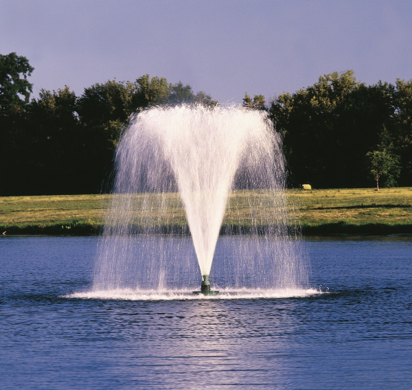 Aqua Control Display Aerator Custom Ponds And Fountains
