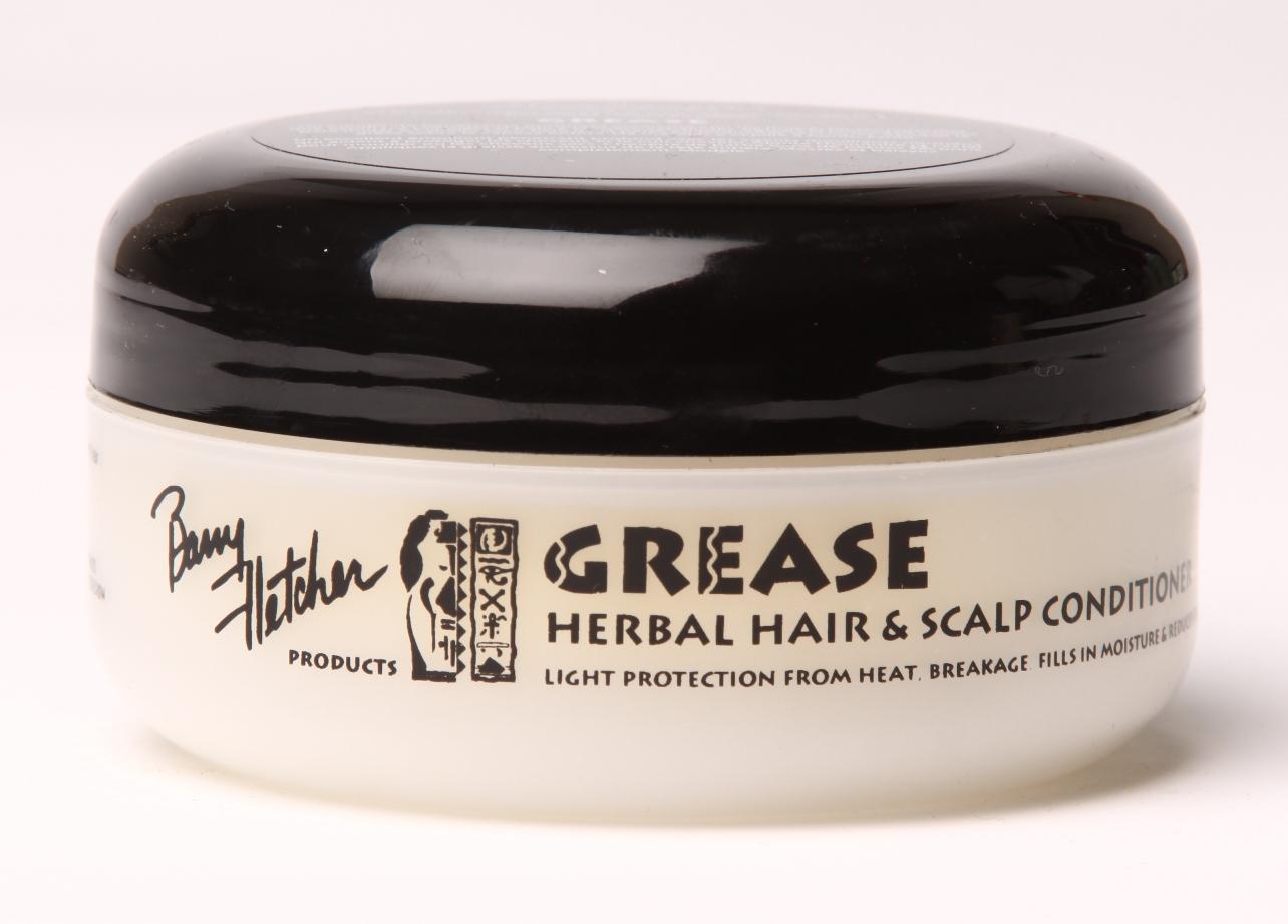 Grease hair