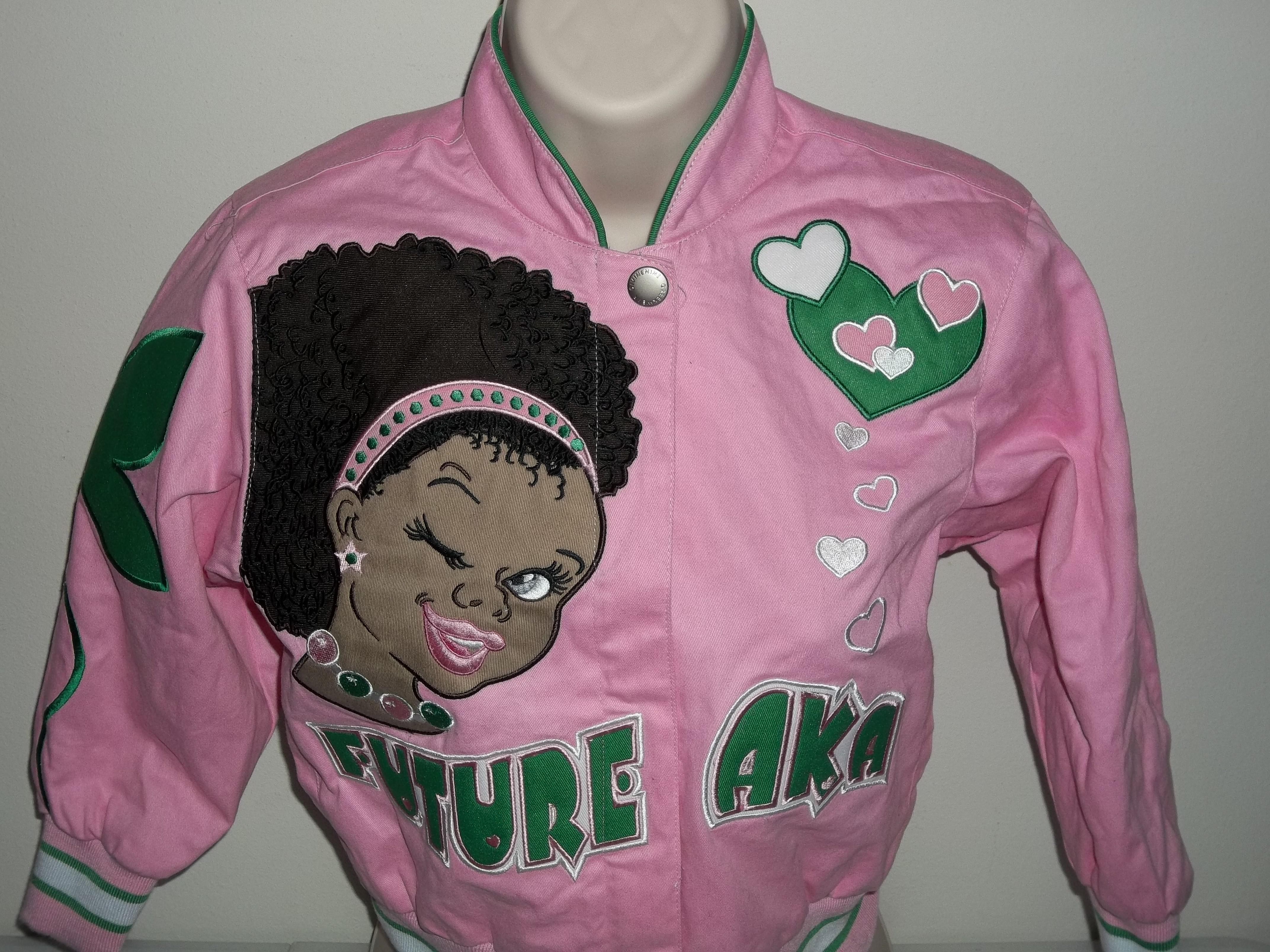 AKA Future Greek Jacket